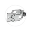 Rahmen Adapter Schelle für Anlöt-Umwerfer | Aluminium - silber, 34,9mm