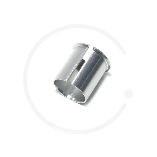 "1 1/8"" Stem to 1"" Steerer Shim | 34mm | Aluminium silver"