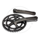 Stronglight Double Crank Set *Impact Compact* Black |...