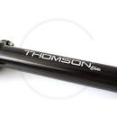 THOMSON Elite Straight Seatpost - schwarz, 27.0