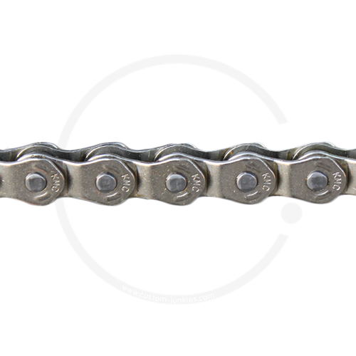 """KMC HL1 Wide Silver 