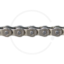 KMC HL1 Wide Silver | Half Link Chain | 1/2 x 1/8"