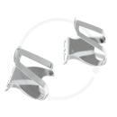 MKS Half-Clip Steel Pedalhaken