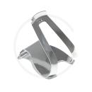 MKS Half Clip Steel Toe Clips | Vintage Road Bike, Single Speed