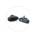 Bremsschuhe Jagwire/YPK Basics Road 451A | 50mm | schwarz