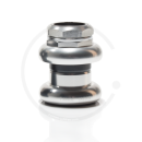 "Tange Seiki Passage DX 1"" Threaded Headset - silver"