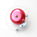 Classic Bicycle Bell | Vintage Road Bike - red