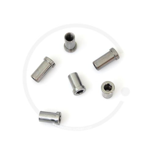 Hülsenmutter für Bremsbolzen - 16mm
