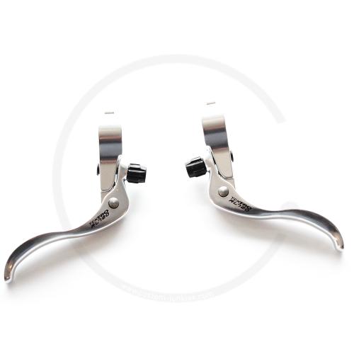 Tektro RL-720 Top Mount Brake Levers | Clamp 24.0 - silver