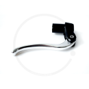 Tektro RX 4.1 TT Inverse Brake Levers - black/silver
