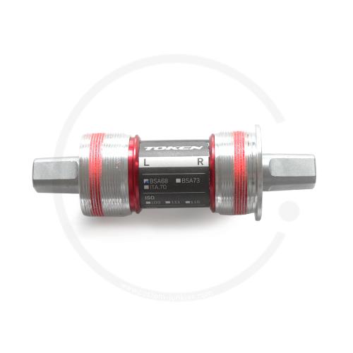 Token TK866CM Bottom Bracket | Square Taper JIS | English Thread - 110mm