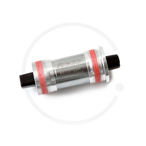 NECO AL-920 Bottom Bracket | Square Taper JIS | English Thread - 113mm