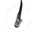 Pedalriemen Nylon | schwarz