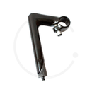 Road Quill Stem 1 inch | Clamp 25.4 - black, 80mm