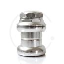 """Tange Seiki Falcon 1"""" Threaded Headset - silver"""