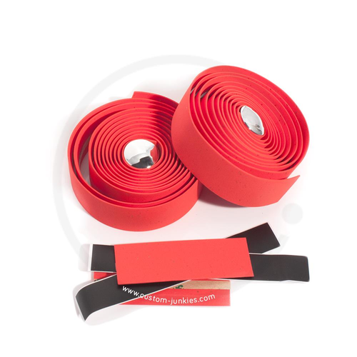 Cork Bar Tape | Kork-Lenkerband 3M - rot