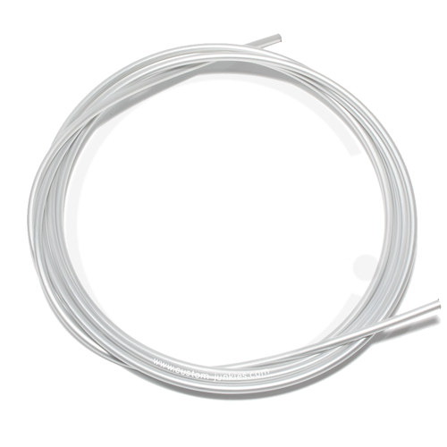 Jagwire LEX Outer Shift Cable Housing | Length 2.5m - pearl-silver
