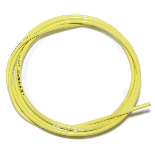 Jagwire LEX Outer Shift Cable Housing | Length 2.5m - yellow