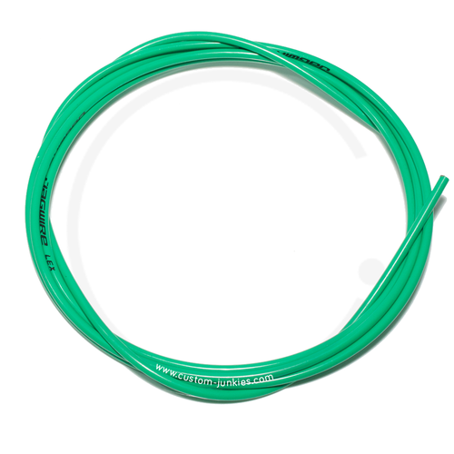 Jagwire LEX Outer Shift Cable Housing | Length 2.5m - green
