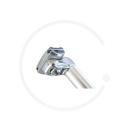 Kalloy Seatpost | 6061 Alloy | Silver | 400mm - 27.2