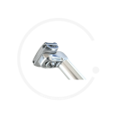 Kalloy Seatpost | 6061 Alloy | Silver | 400mm - 25.8