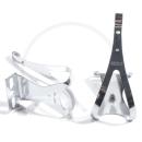 MKS Toe Clip Steel Pedalhaken - Gr. XL