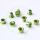 Kettenblattschrauben 2-fach | 8mm | Alu - hellgrün