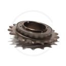 "Shimano Single Speed Freewheel SF-1200 | brown | 1/2 x 1/8"" - 18T"
