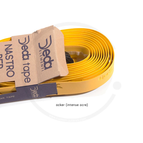 Deda Tape | Synthetic Handlebar Tape - ocre