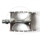 MKS CT-Lite Pedale | silber