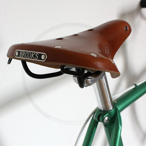 Brooks B17 S Standard Classic | Ladies Leather Saddle - honey