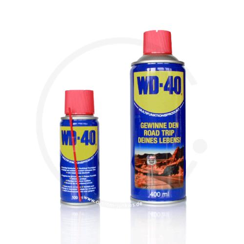 WD-40 Classic | Multi-purpose Oil Spray - 400ml