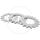 """Miche Track Sprocket   Steel Silver   1/2 x 1/8"""" (3mm width) - 15T"""