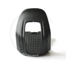 Zefal Christophe 45 Half Toe Clips | Plastic black - size L/XL