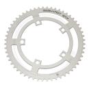 GEBHARDT Chainring Classic | Aluminium silver | 130mm BCD - 46T