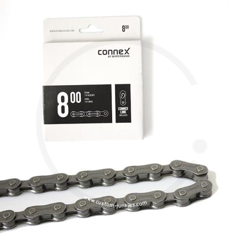 "Connex 800 Kette | 1/2 x 3/32"" | stahlgrau"