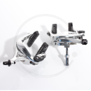 Tektro R-540 Road Caliper Brakes | Short Reach 39-51mm - silver