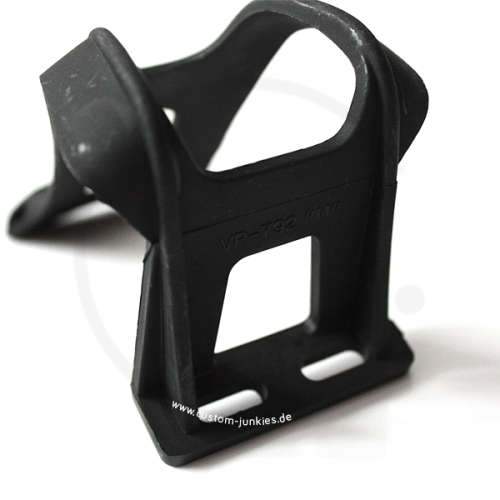 VP Components VP-792 Toe Clips | Plastic black - size M