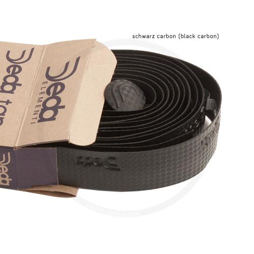 Deda Tape | Synthetisches Lenkerband - schwarz carbon (black carbon)