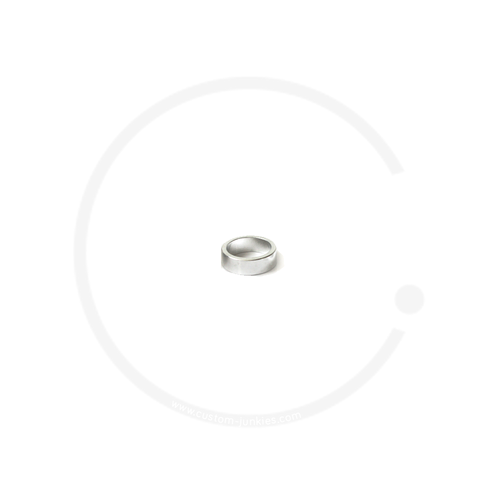 """Ahead Spacer 1"""" - silver, 10mm"""