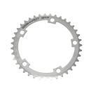 GEBHARDT Chainring Classic | Aluminium silver | 130mm BCD - 44T
