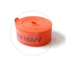 Velox PVC Road Box-Section Rim Tape | 2 Pcs - 622x12mm