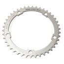 GEBHARDT Chainring Classic | Aluminium silver | 144mm BCD - 49T