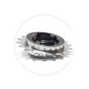 "Shimano Freilaufritzel SF-MX30 | silber | BSA | 3/32"" - 17T"