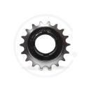 "Shimano Single Speed Freewheel SF-MX30   silver   1/2 x 3/32"" - 18T"