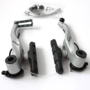 Shimano BR-T4000 V-Brake | silver - front brake