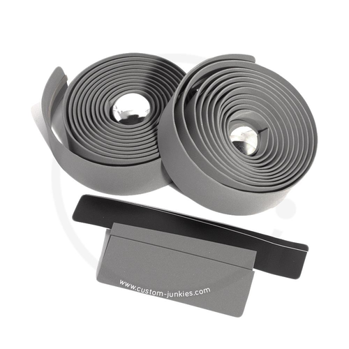 Cork Handlebar Tape 3M - grey