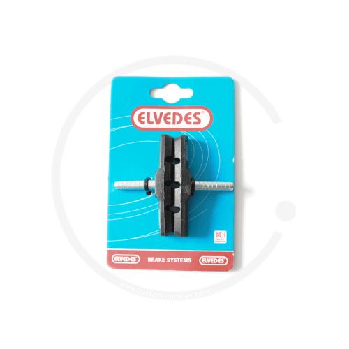 Elvedes Universal Bremsschuhe f. Cantilever Bremsen | 70mm